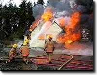 fire insurance dispute